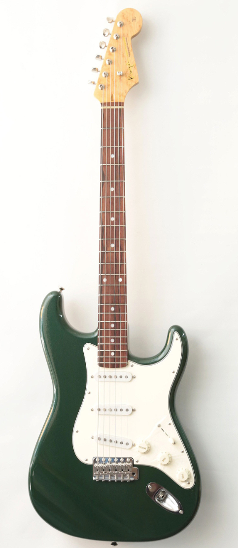 K.Nyui Custom Guitars KNST/SHERWOOD GREEN