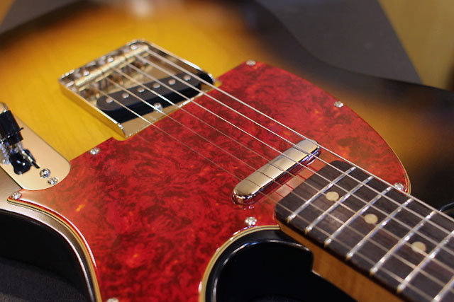 "g7 Special g7-TL Type1 ""Faided 3 Tone Sunburst"""