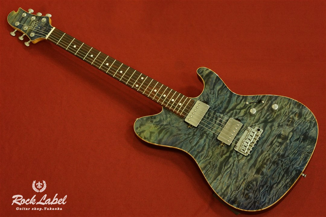 Sugi Guitars DS496C EM/C-AT5P/A-MAHO/PLB