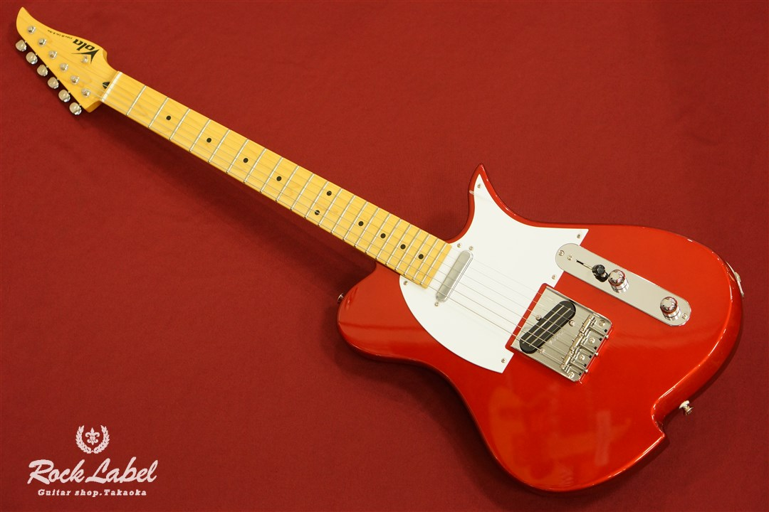 Vola Guitar Vola Vasti - Candy Apple Red