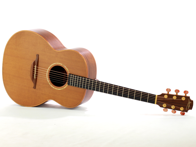 Lowden F-25 Ceder & Indian Rosewood