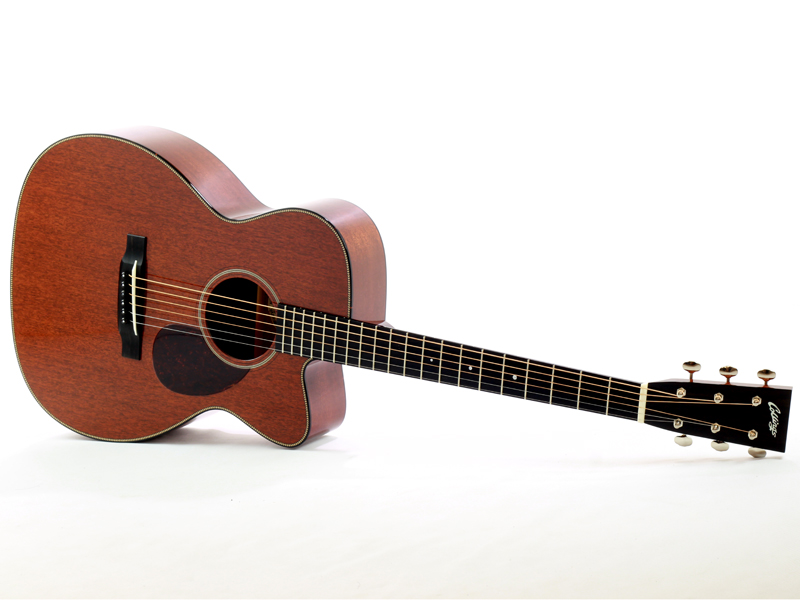Collings OM-1C All Mahogany