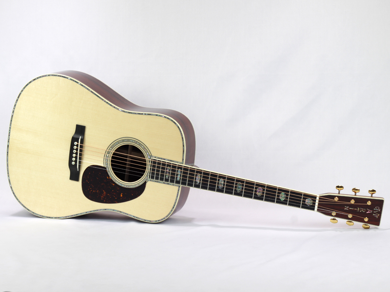 Martin Custom Shop CTM D-45 HIDE GLUE & THIN FINISH