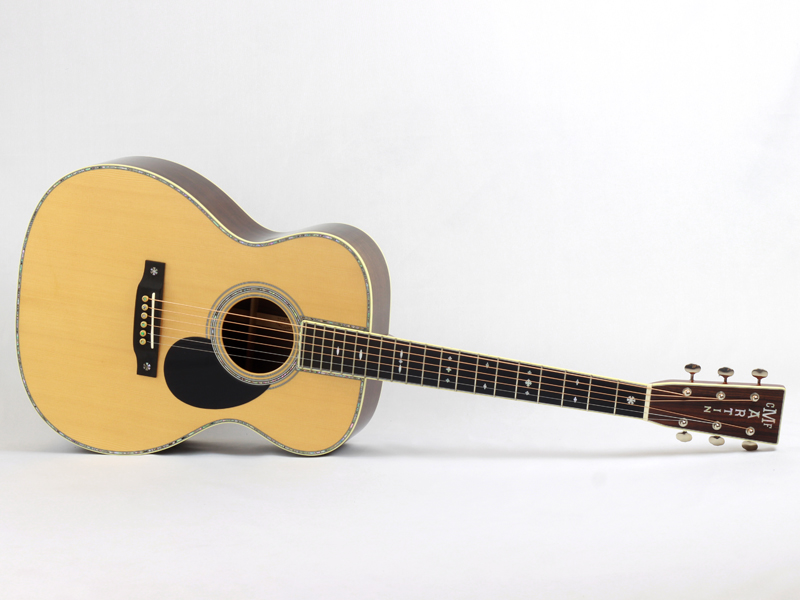 Martin Custom Shop CTM OM-42 SQ