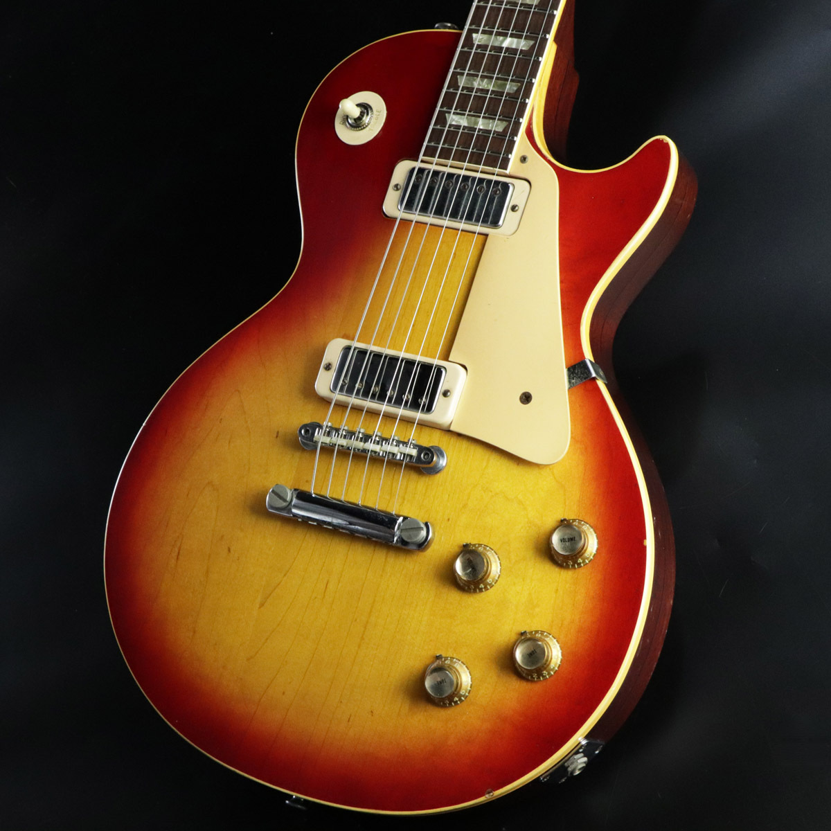 Gibson Les Paul Deluxe Cherry Sunburst