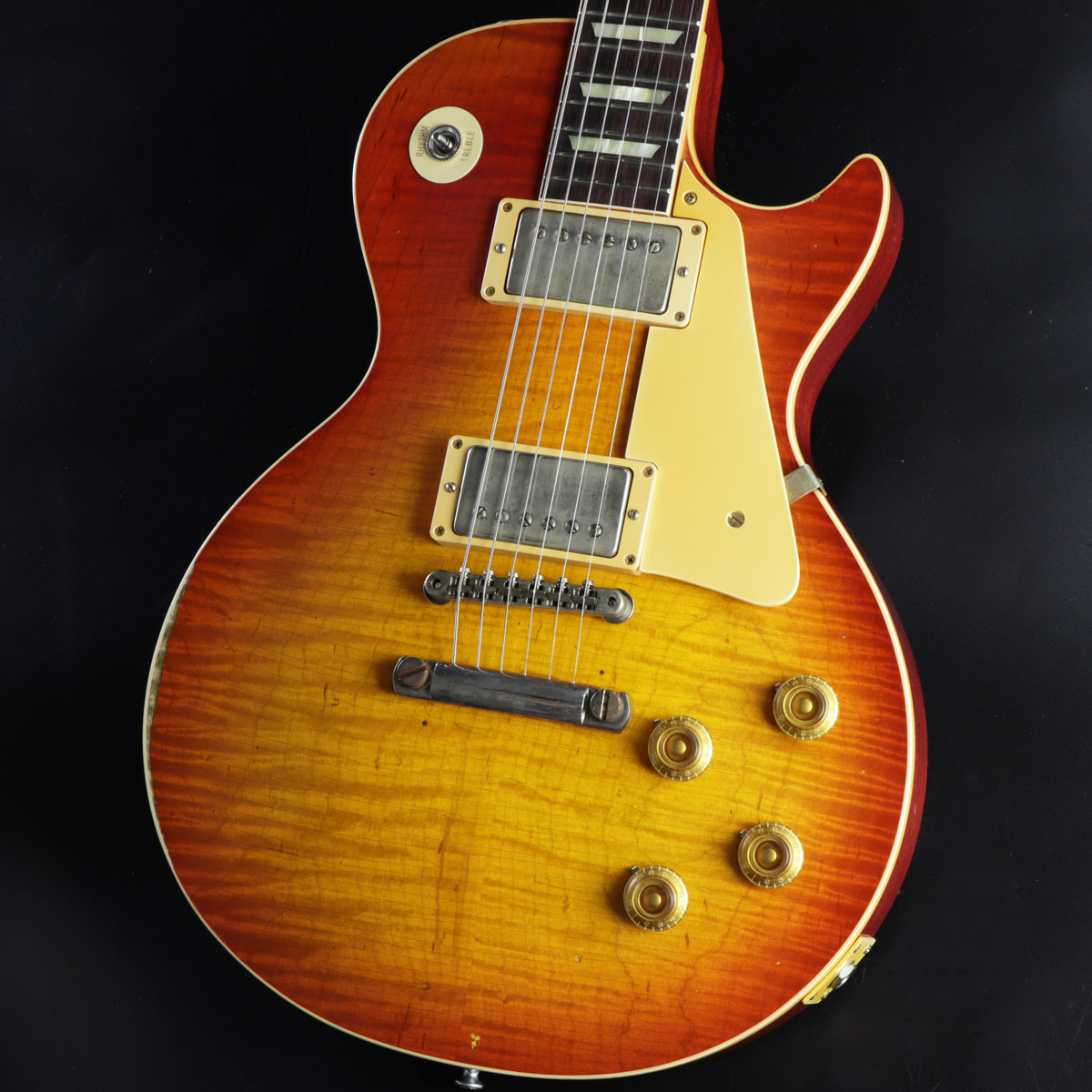 Gibson Custom Shop  1959 Les Paul Standard Murphy Double Carving #131 /Ultra Aged 【S/N:9 1484#19】