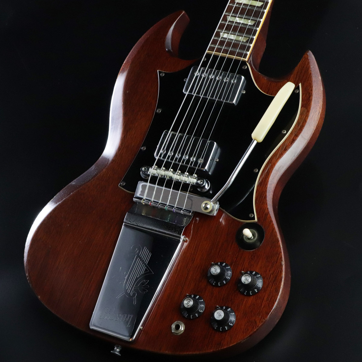 Gibson  1971年製 SG STANDARD Cherry Red