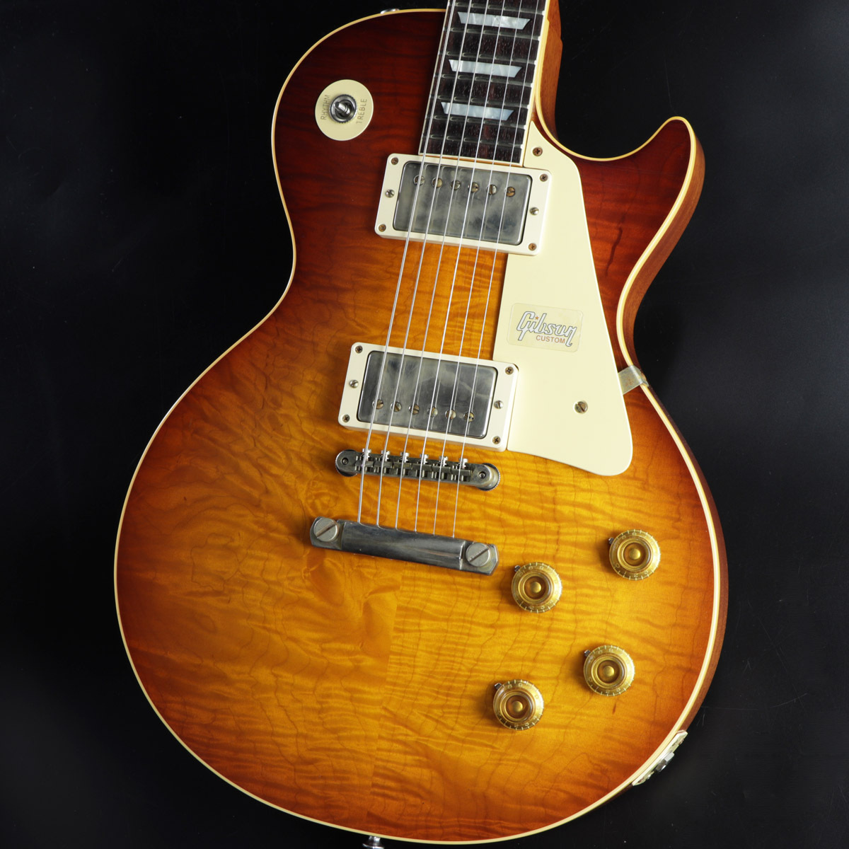 Gibson Custom Shop  1959 Les Paul Standard Murphy Double Carving / Lightly Aged 【S/N:9 1484#17】