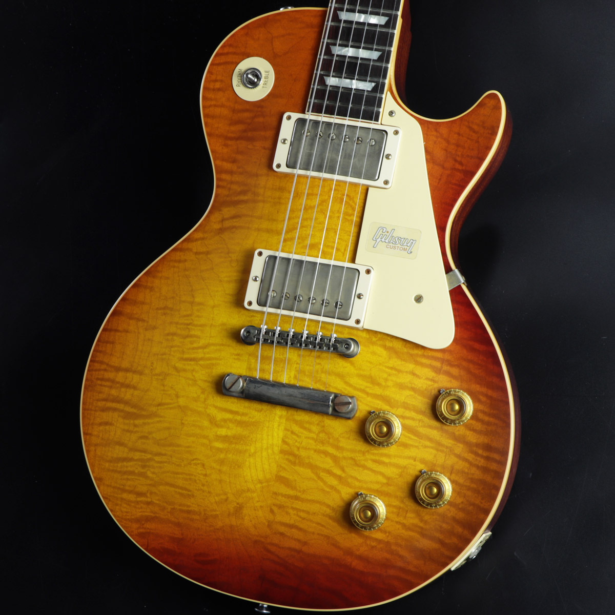 Gibson Custom Shop 石橋楽器店80周年 1959 Les Paul Standard Lightly Aged Rojo Fade/#10【S/N 9 1484#10】