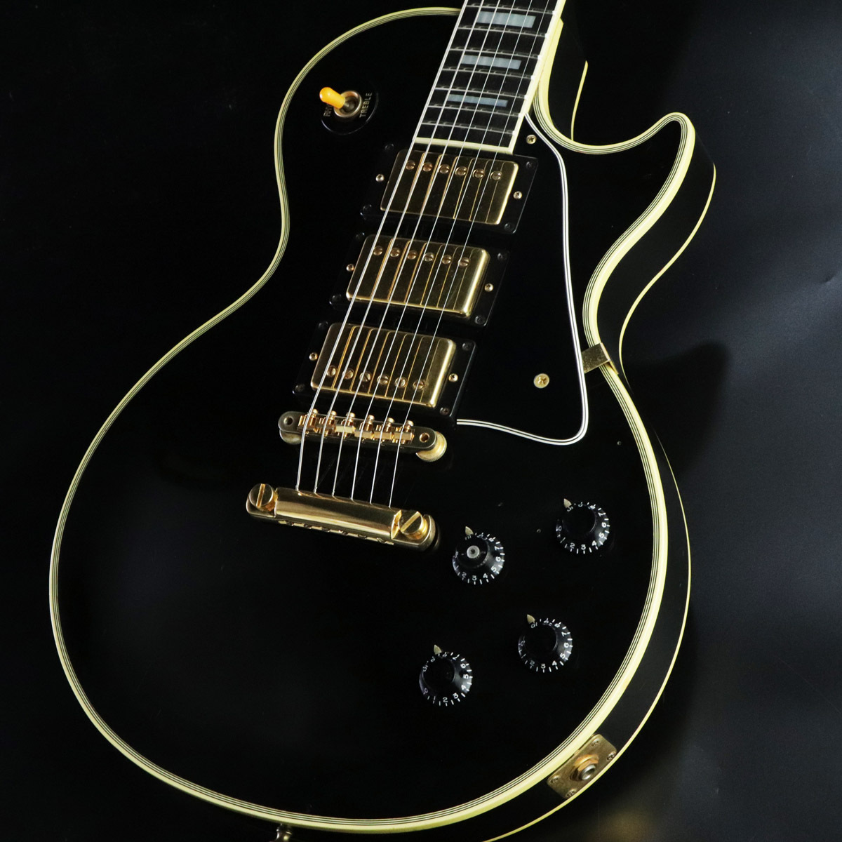 Gibson Les Paul Custom 35th Anniversary Ebony