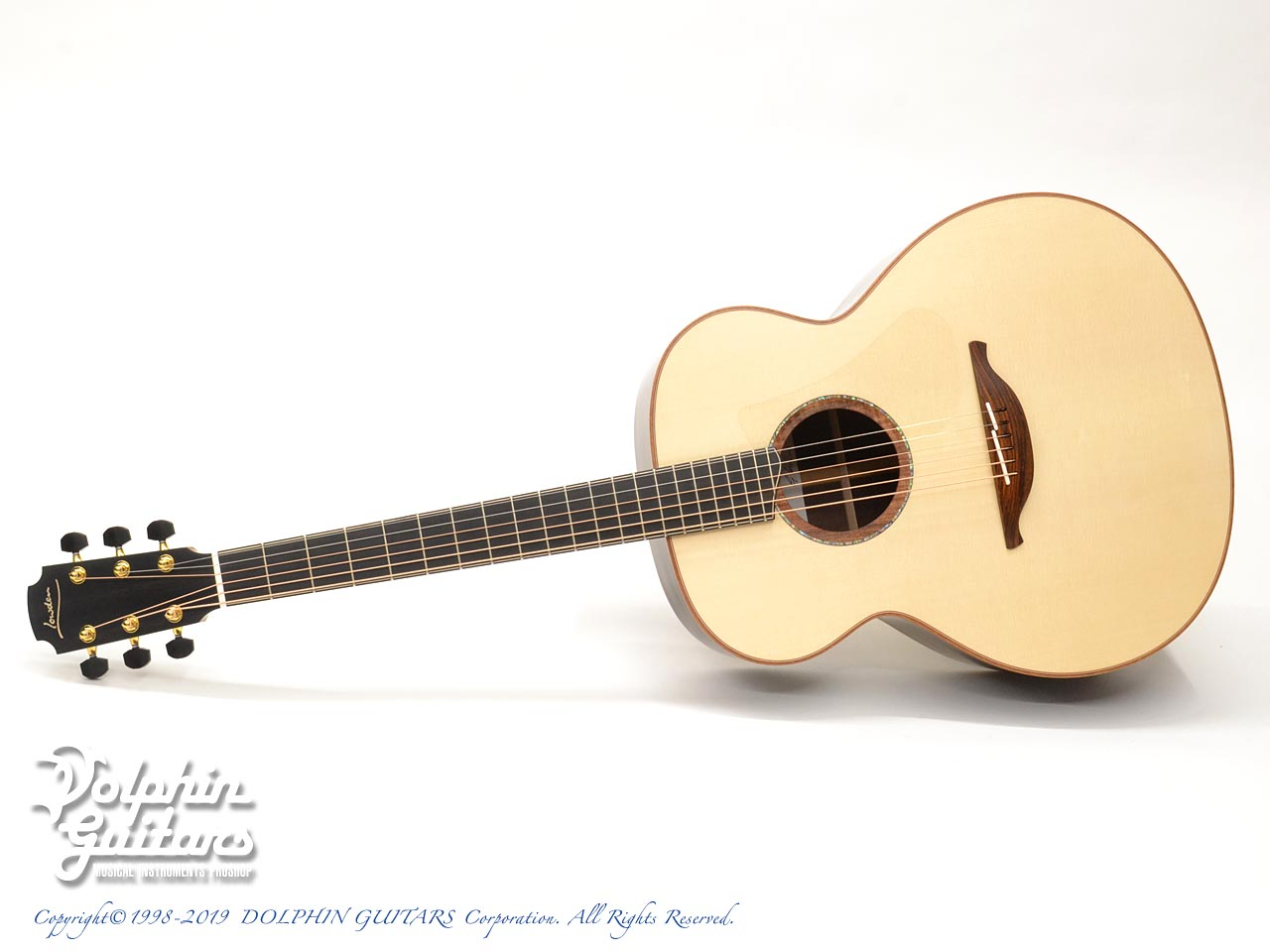 Lowden O-50 MR/AS