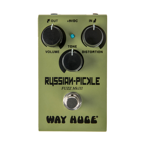 WAY HUGE WM42:SMALLS™ RUSSIAN-PICKLE™ FUZZ