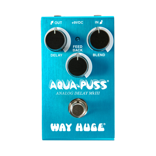 WAY HUGE WM71: SMALLS™ AQUA-PUSS™ ANALOG DELAY