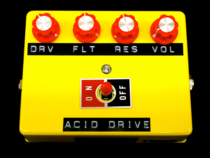 SHINS MUSIC ACID DRIVE