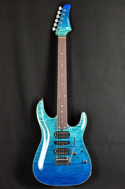 T's Guitars DST-Pro24,Carved,5A-Flame,Mahogany Limited