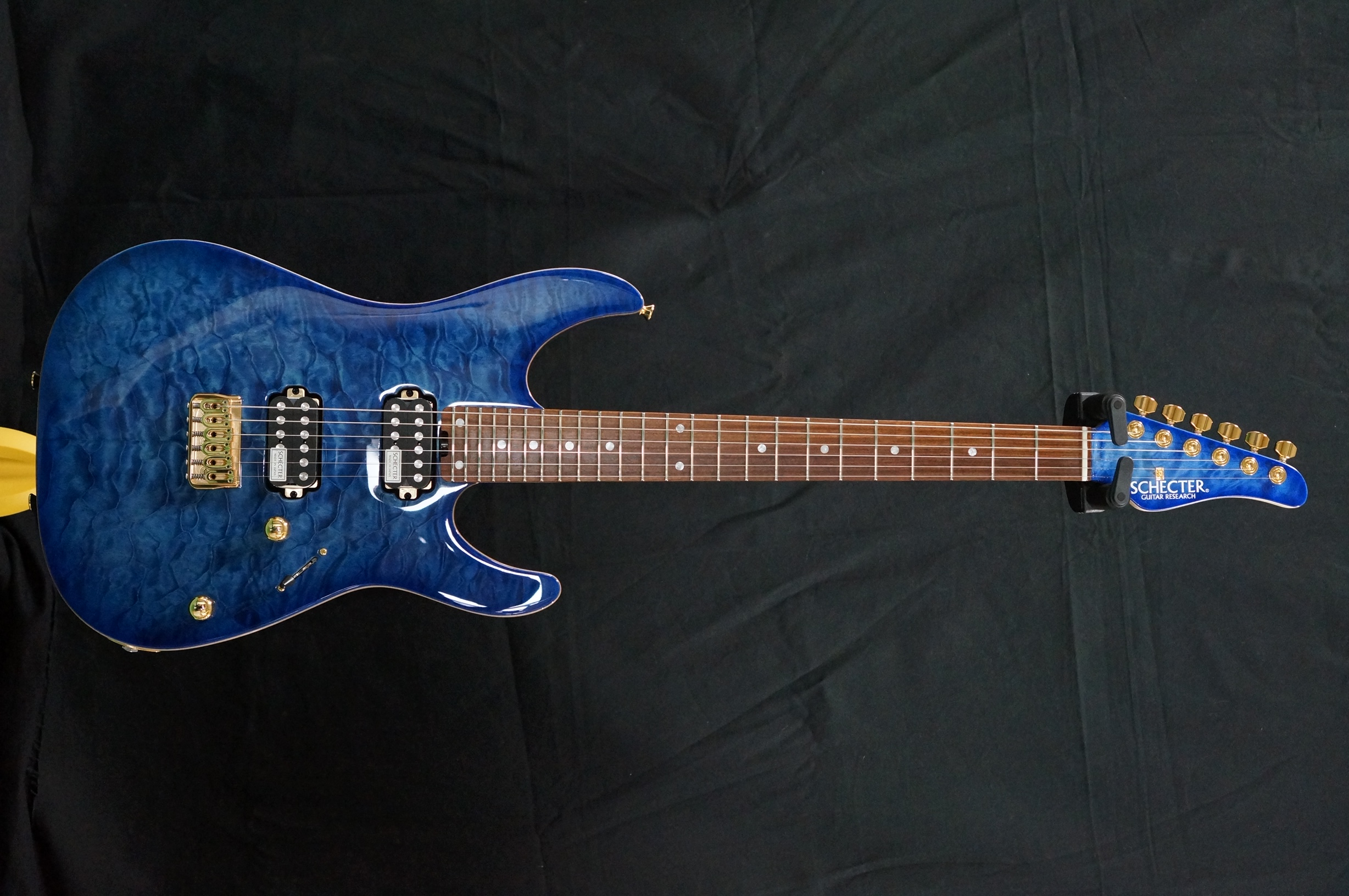 SCHECTER NV-4-24-AS-W