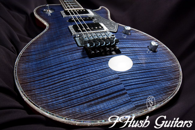 IHush Guitars Righteous trem