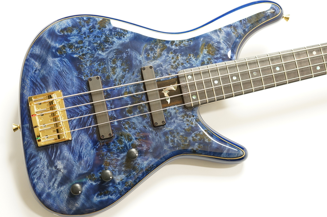 Sugi Guitars NB4IR POP/ASH2P RBL