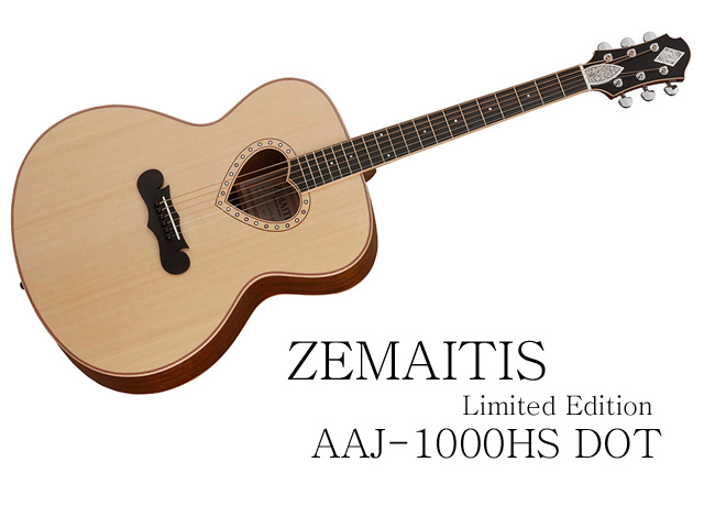 ZEMAITIS AAJ-1000HS DOT  Limited Edition
