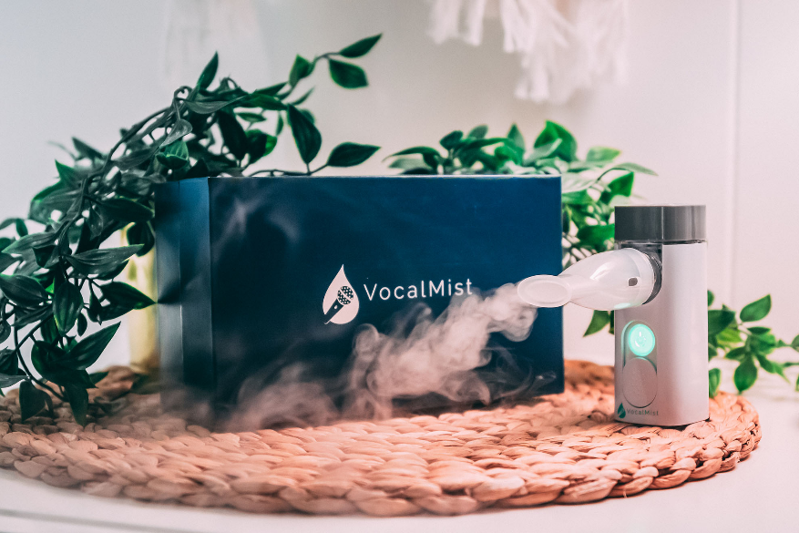 Vocal Mist Portable Nebulizer