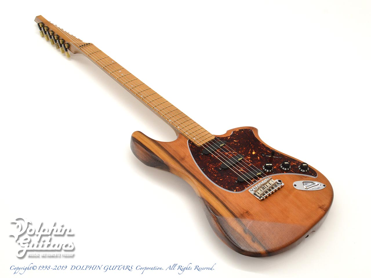 Steve Klein SMK (Redwood Body)