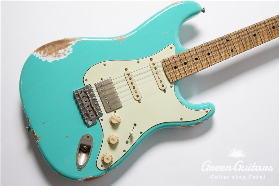 Xotic XSC-2 - Seafoam Green / Heavy Aged