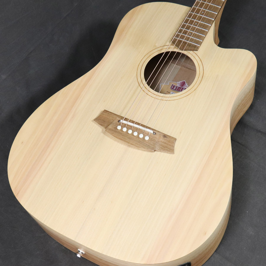 Cole Clark CCFL1EC-BM Bunya Top with Queensland Maple Back and Sides【サウンドメッセ特別価格】
